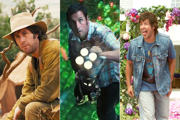 Adam Sandler | 8 Actors Earning Millions For Playing Themselves | Brain Berries