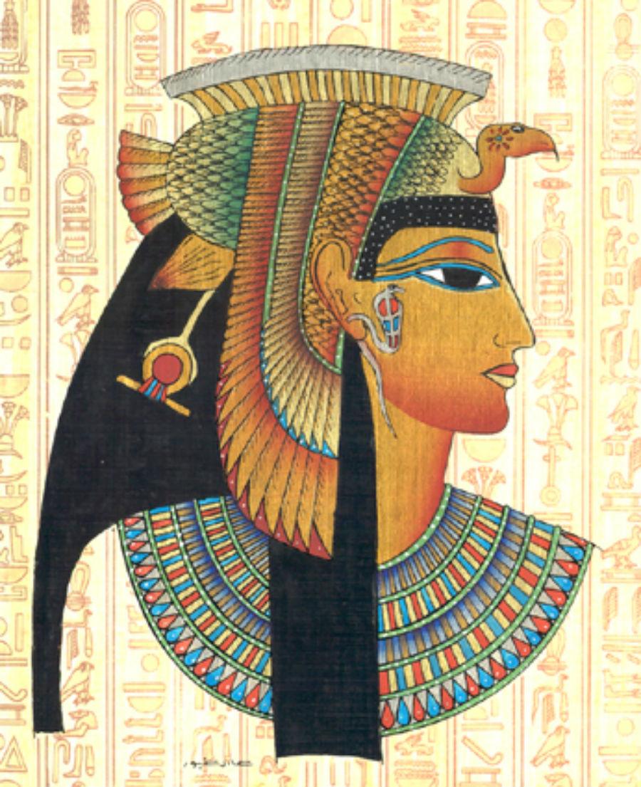 كليوباترا ليست مصرية |  8 حقائق مذهلة عن مصر القديمة |  التوت الدماغ