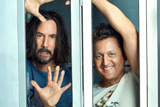 Bill & Ted Face the Music   8 Movie Sequels You Didn't Know Were Coming Up   Brain Berries