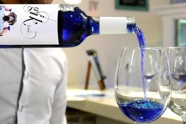 Blue Wine | Awesome Mouth-Watering Food Innovations | Brain Berries