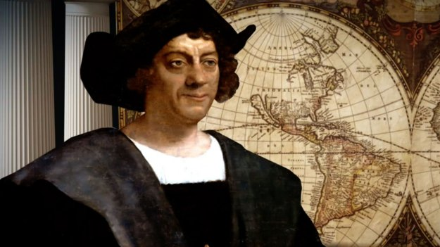 Christopher Columbus | People Famous For Things They Didn't Do | Brain Berries