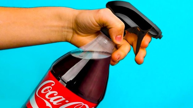 Coca-Cola doubles as an all-purpose cleaner | 7 Myths About Coca-Cola That You're Too Awesome To Fall For | Brain Berries