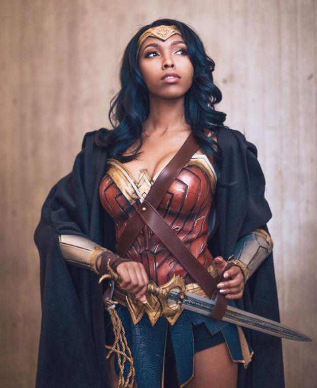 Wonder Woman #2   15 Astounding Cosplay Transformations of CutiePieSensei   Brain Berries