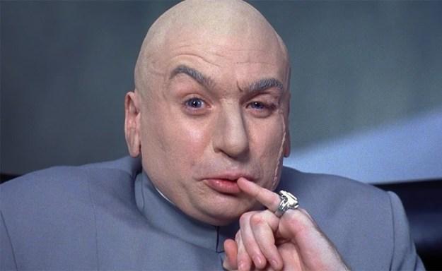 Dr. Evil – Austin Powers   10 Most Hilarious Movie Villains   Brain Berries