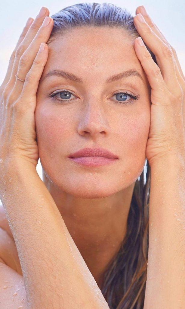 Gisele Bundchen #2   9 Gorgeous Celebrities Who Hate Wearing Makeup   Brain Berries