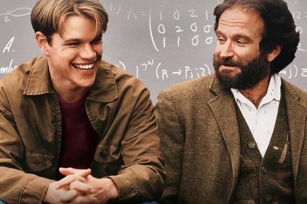 Good Will Hunting (1997) | 10 Movies That Will Inspire You | Brain Berries