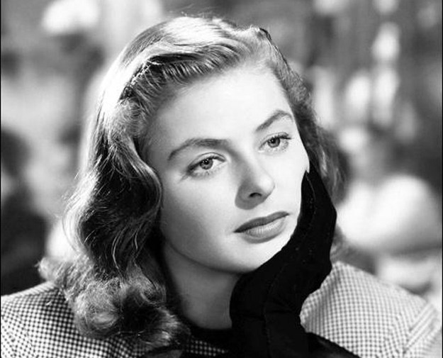 Ingrid Bergman   8 Best Actresses of Old Hollywood   Brain Berries
