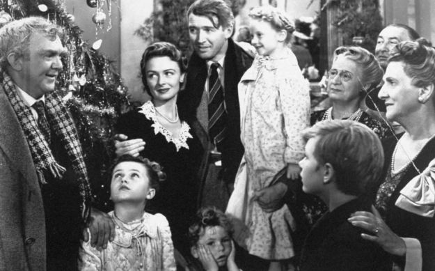 It's a Wonderful Life (1946) | 10 Movies That Will Inspire You | Brain Berries
