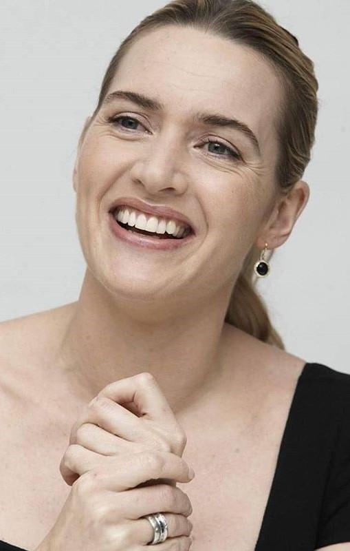 Kate Winslet #3   9 Gorgeous Celebrities Who Hate Wearing Makeup   Brain Berries