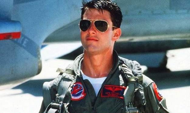 Maverick (Top Gun)   8 Most Memorable Tom Cruise Characters   Brain Berries