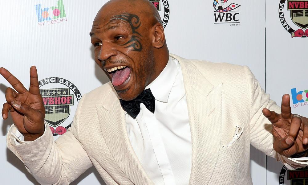 Mike Tyson |  9 nga faturat mujore më të shtrenjta të Celeb |  ZestRadar
