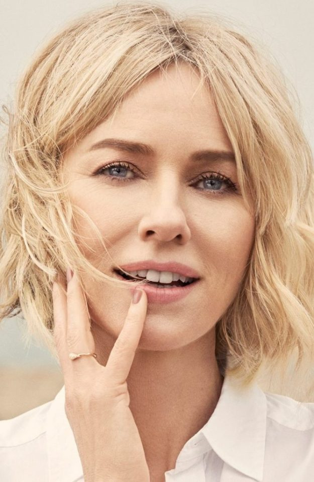 Naomi Watts   9 Gorgeous Celebrities Who Hate Wearing Makeup   Brain Berries