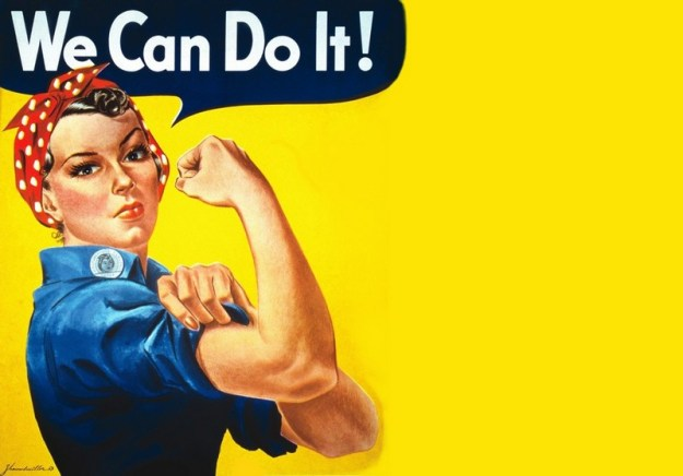 Rosie The Riveter   The Most Influential People That Never Lived   Brain Berries