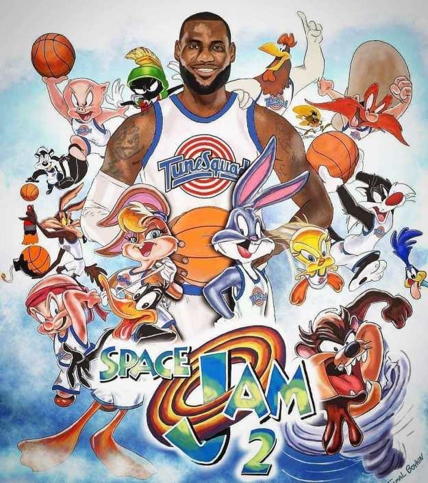 """""""Space Jam 2""""   8 Movie Sequels You Didn't Know Were Coming Up   Brain Berries"""