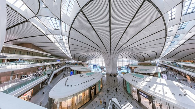 Beijing Just Opened The World's Largest Airport Shaped Like a Star! #6 | Brain Berries