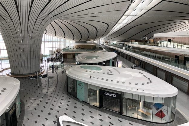 Beijing Just Opened The World's Largest Airport Shaped Like a Star! #9 | Brain Berries