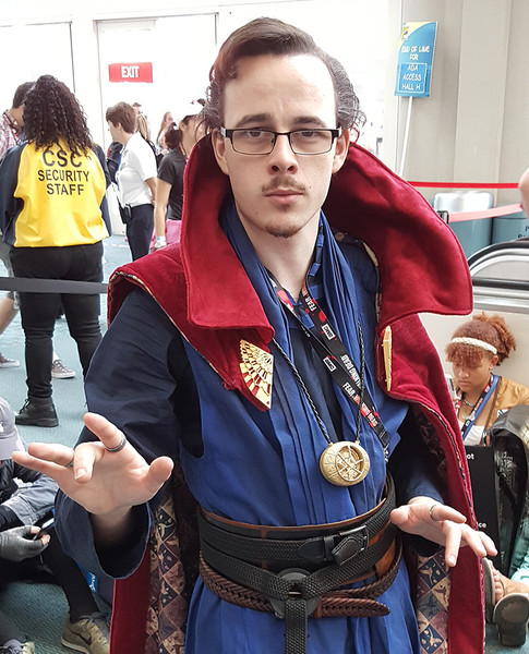 Doctor Strange | | 6 of The Most Popular Halloween Costumes For This Year | BrainBerries