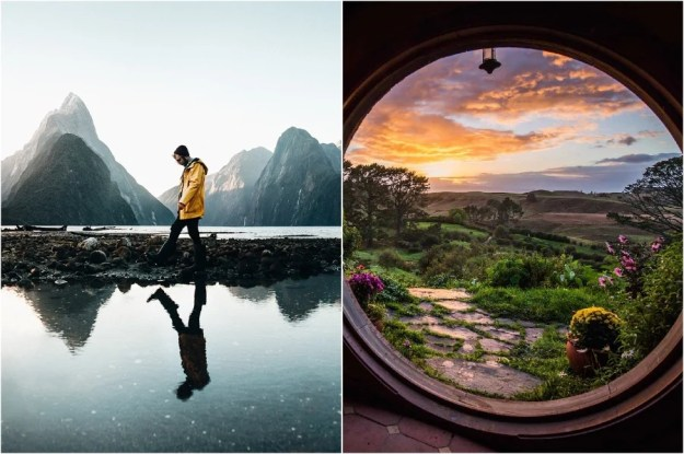 New Zealand | 7 Best Countries For Female Solo Travelers | Brain Berries