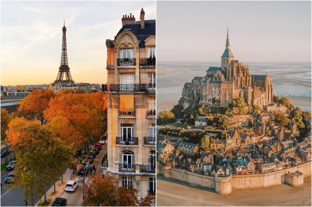 France | 7 Best Countries For Female Solo Travelers | Brain Berries