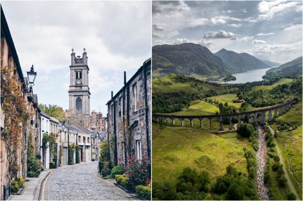 Scotland | 7 Best Countries For Female Solo Travelers | Brain Berries