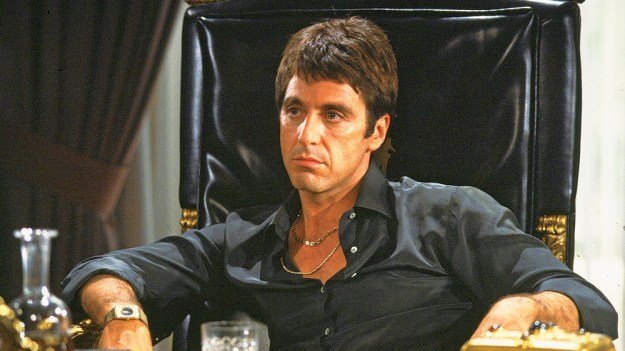 """Al Pacino in """"Scarface"""" 
