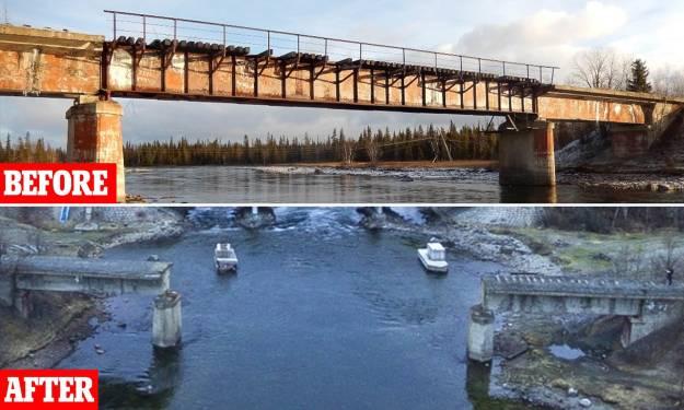 Bridging the Gap | Top 8 Biggest Things Ever Stolen | Brain Berries