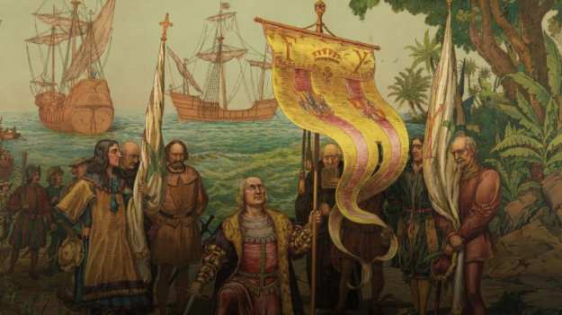 """Christopher Columbus Didn't """"Discover"""" America   6 Historical Events That are Lies (Along With One That's True!)   BrainBerries"""
