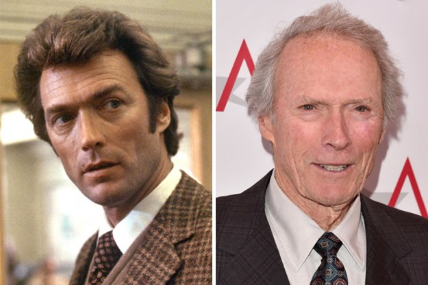 Clint Eastwood   Top 8 Male Movie Icons of the 70s   Brain Berries