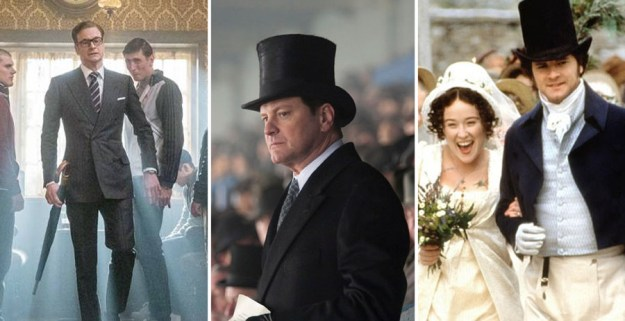 Colin Firth | 8 British Actors We Are Ready To Drop Everything For | Brain Berries