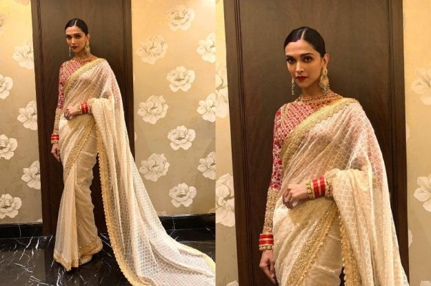 Abu Jani Sandeep Khosla saree | Deepika Padukone's Most Memorable Looks | Brain Berries
