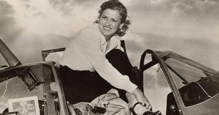 جاكلين كوكران (1906-1980) |  7 نساء بدس من الحرب العالمية الثانية |  التوت الدماغ