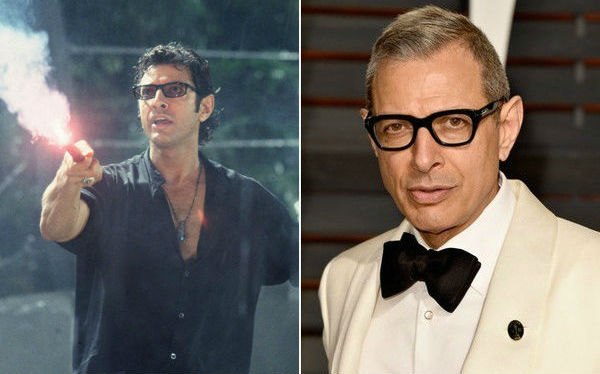 Jeff Goldblum – Dr. Ian Malcolm | Where Are the Stars of 'Jurassic Park' Today? | Brain Berries