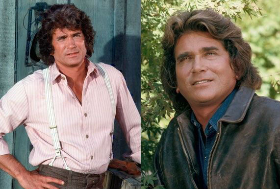 Michael Landon   Top 8 Male Movie Icons of the 70s   Brain Berries