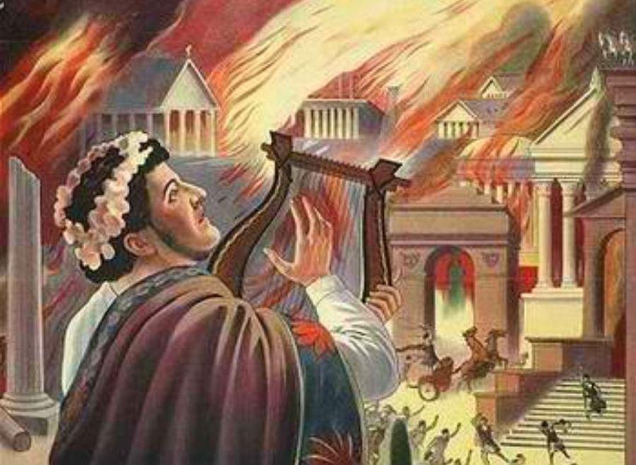 نيرو لم يلعب كمان بينما روما تحترق |  6 أحداث تاريخية كاذبة (جنبًا إلى جنب مع واحد هذا صحيح!) |  برين بيري
