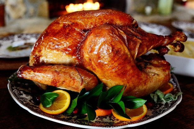 Roasted turkey | 10 Foods That Are Guaranteed To Make You Happy | Brain Berries