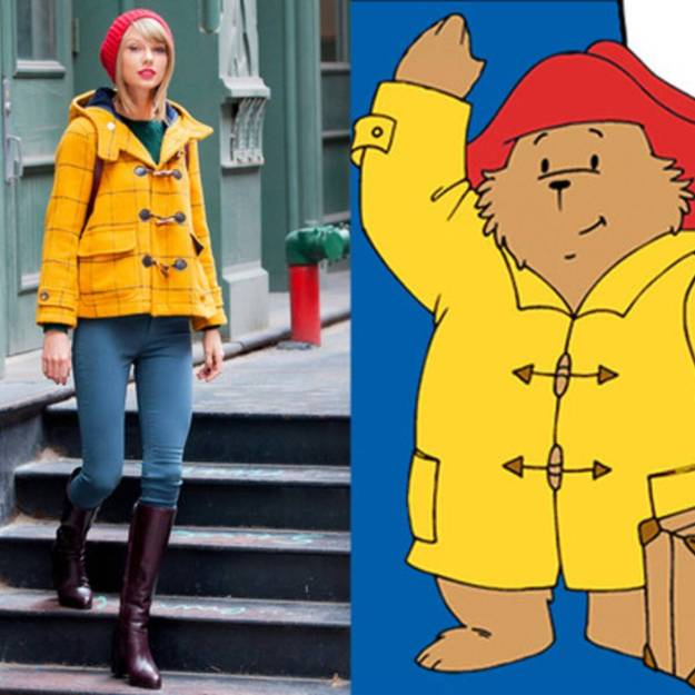 Taylor Swift | 7 Famous People Who Were Willing To Laugh at Themselves | BrainBerries