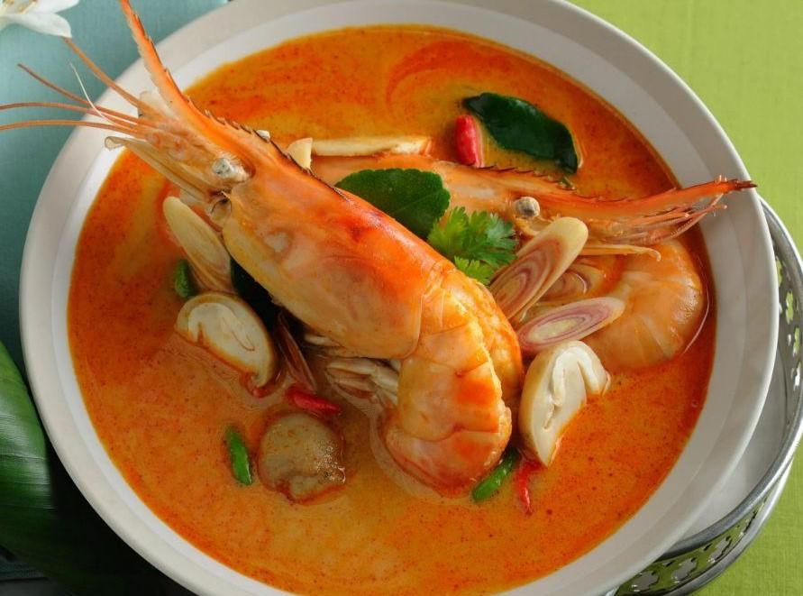 التايلاندية |  أفضل 10 دول مع أشهى المأكولات |  التوت الدماغ
