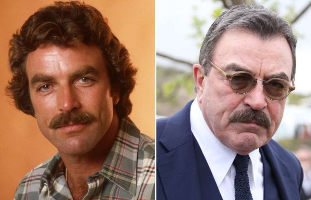Tom Selleck   Top 8 Male Movie Icons of the 70s   Brain Berries