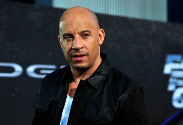 Vin Diesel | The Best Bald Actors of Hollywood | Brain Berries