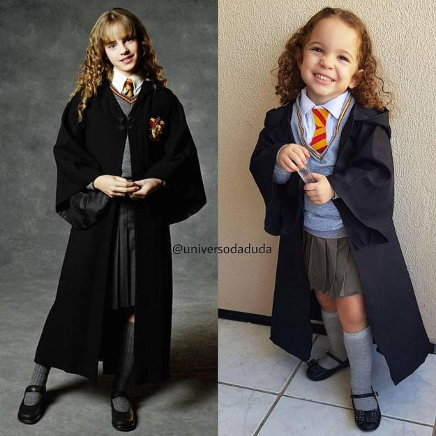 Hermione Granger cosplay | The Youngest Cosplayer You'll Be Jealous Of | Brain Berries