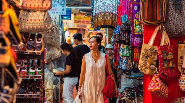 Чатучак, Бангкок   Топ-8 самых колоритных рынков мира   Brain Berries