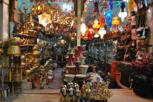 Хан-Эль-Халили, Каир   Топ-8 самых колоритных рынков мира   Brain Berries