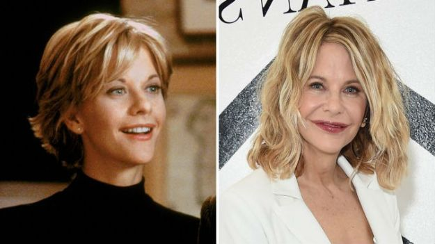 Meg Ryan | Celebrities Who Have Drastically Changed Over The Years | Brain Berries