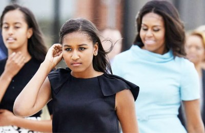 8 Facts About Sasha Obama That We're Kind Enough to Share With You | Brain Berries