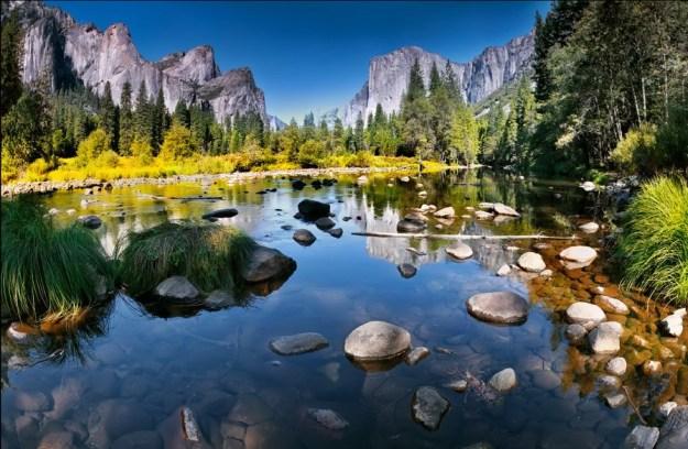 Йосемитская долина   Топ-10 самых удивительных пейзажей США   Brain Berries