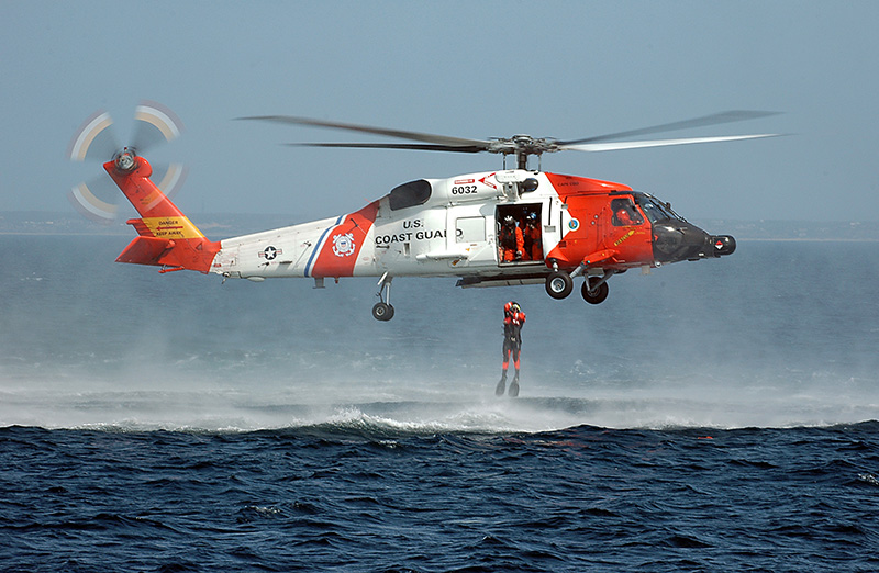 8. Coast Guard and Rescue Service   Top 9 Most Dangerous Jobs in the World   Brain Berries