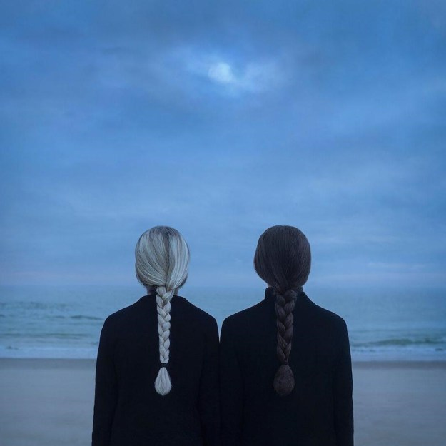 The Sea | Surreal Photography That Explores One's Inner Solitary World | Brain Berries