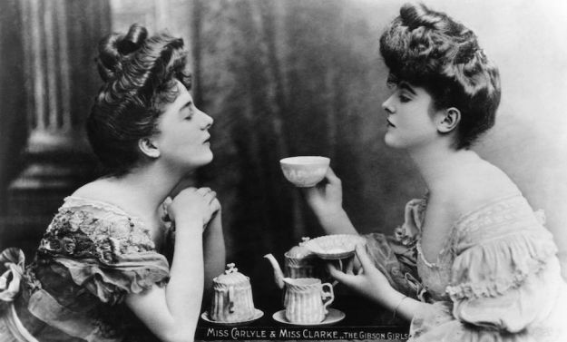 The Gibson Girl | How Healthy Body Image Changed Through History | Brain Berries