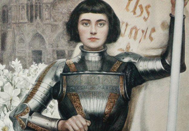Joan of Arc | 6 Fiercest Female Warriors in History | Brain Berries