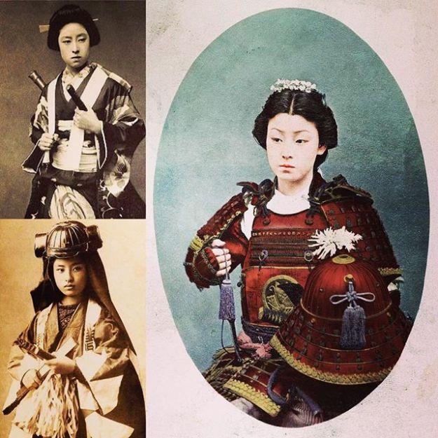 Nakano Takeko | 6 Fiercest Female Warriors in History | Brain Berries